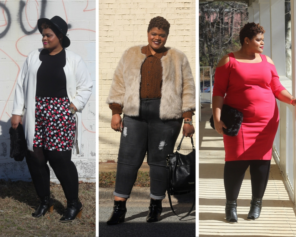 Personal Style Thrifty Plus Size Valentine S Day Lookbook Fabellis