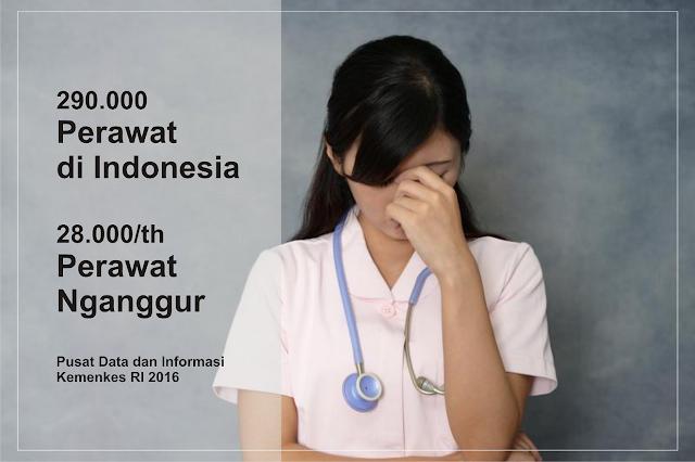 Perawat Tidak Harus Diam Di Rumah Sakit!
