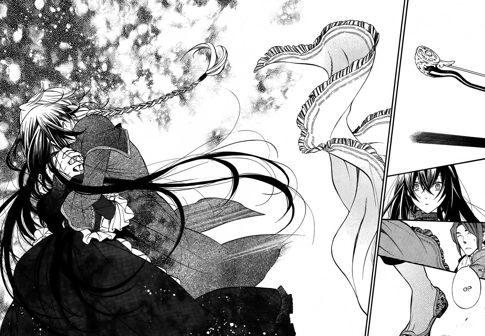 Pandora Hearts chương 067 - retrace: lxvii lacie trang 9