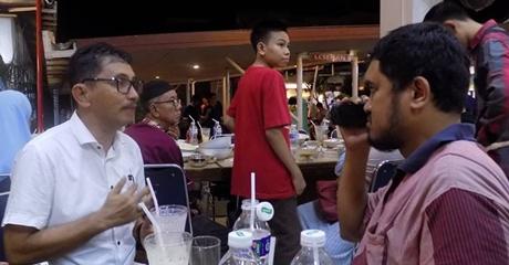 JANSE FC, Wadah Berolahraga Sembari Bersilaturahmi