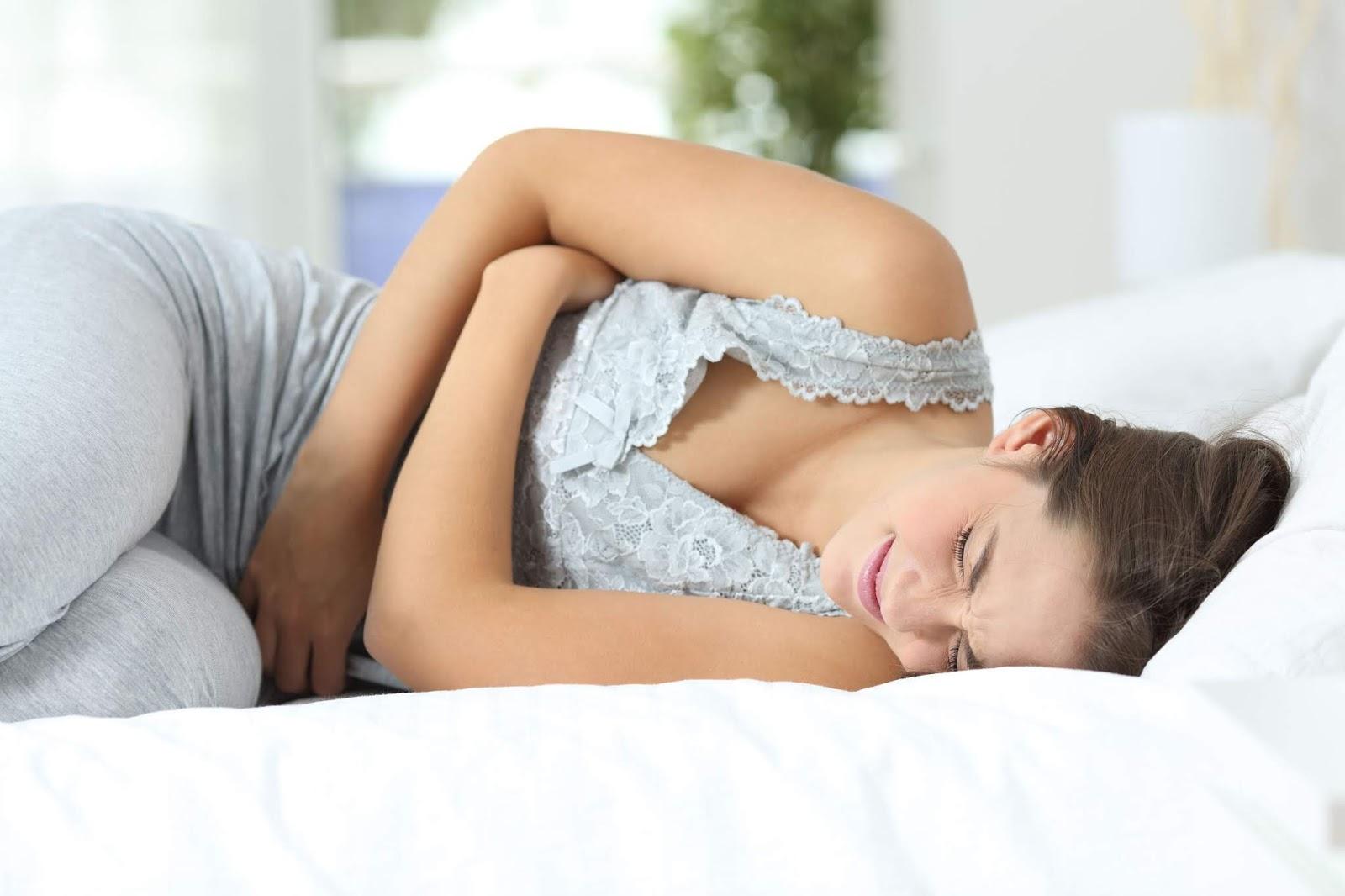 6 Makanan yang dilarang saat menstruasi