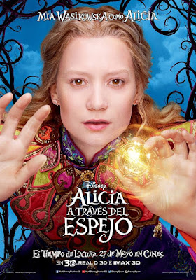 Alice Through The Looking Glass [Latino]