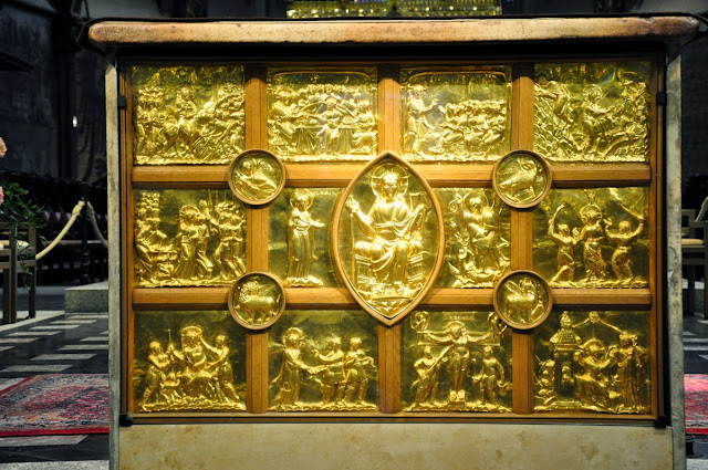 Antepedium fundacji Henryka II