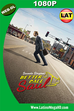Better Call Saul (Serie de TV) (2016) Temporada 2 Latino WEB-DL 1080P ()