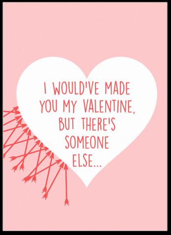 #25+ Printable Valentines Day Cards For Boyfriends - Valentine Ecards