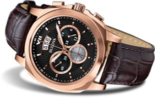 41222a64474 O empenho da BULOVA se refletiu com o ganho de prestígio de seus relógios e  com o convite da NASA