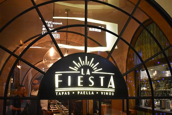 La Fiesta, Spanish Food in the Sky, Genting Highlands