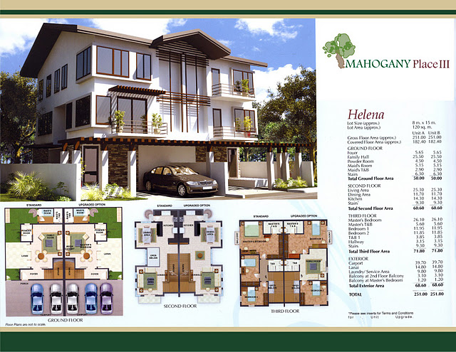 Dream house in the philippines dmci best modern house for 90s modern house