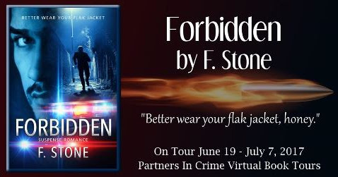 The Smallest Thread of Hope, an interview with Feather Stone #Forbidden
