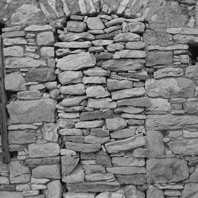 Porte d'une maison à Symi dans le Dodécanèse