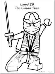 √ ausmalbilder ninjago lloyd - x - claudia schiffer