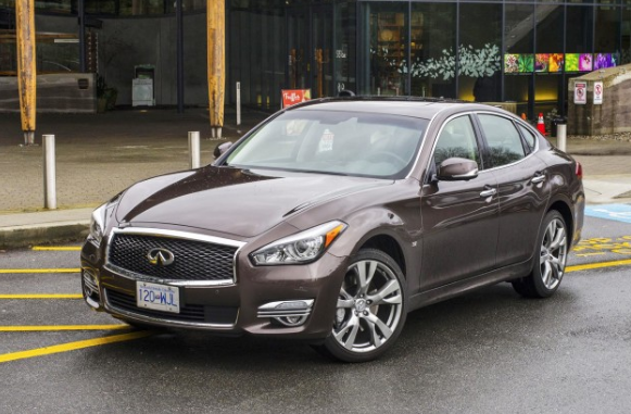 2015 Infiniti Q70L 3.7 AWD Review