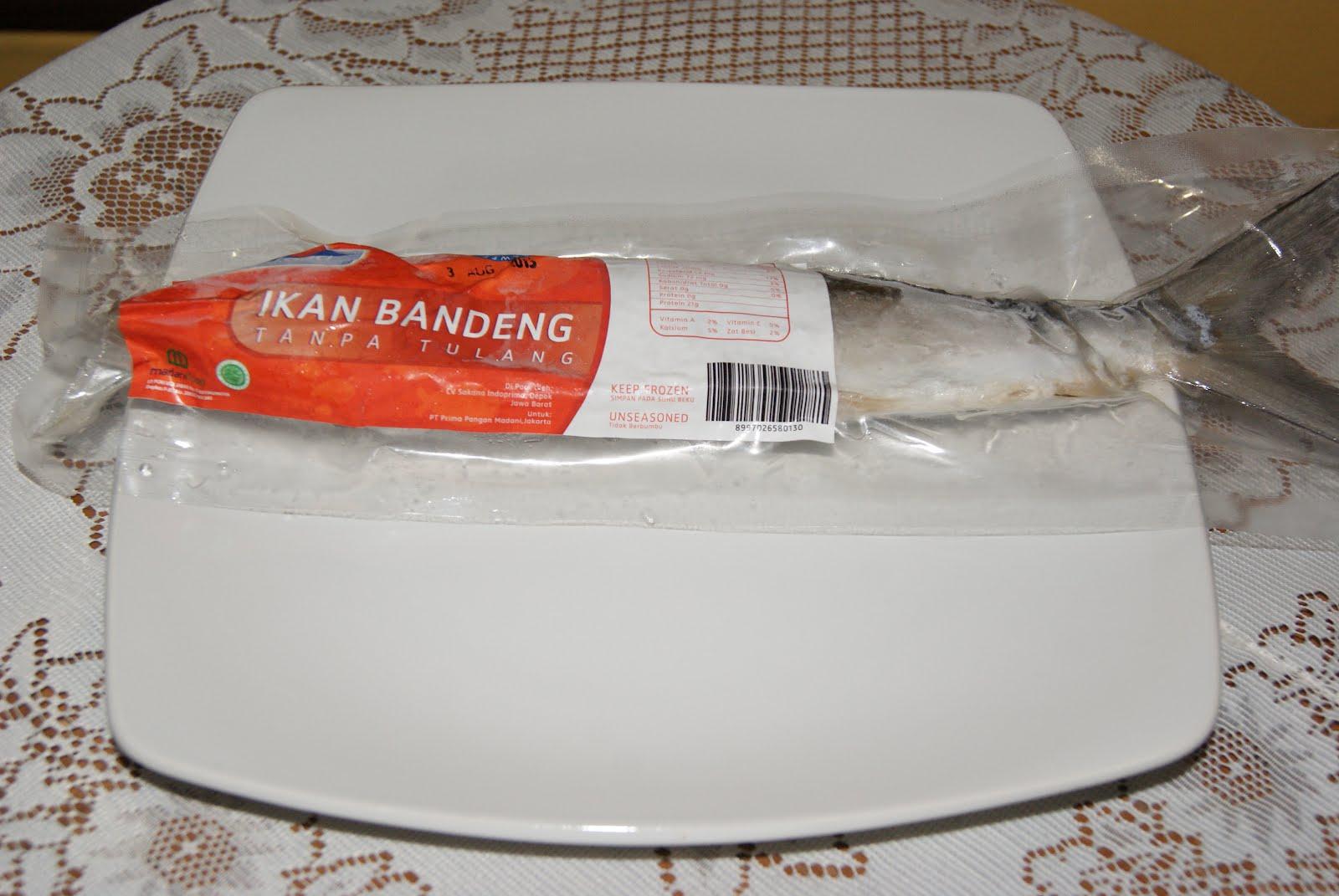 Bandeng Duri Lunak Dan Fillet Ikan Dori