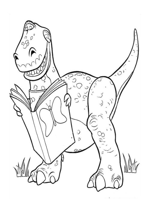 stinky pete toy story coloring pages | Toy story coloring pages ... | 708x500