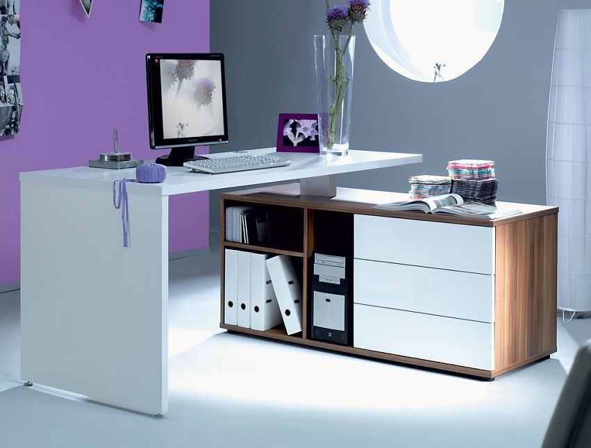 modern computer room design ideas
