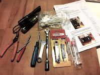 Tools to repair Gaggia Classic