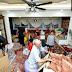 Prepare Halal Bi Halal di Rumah Pak Anwar Singapura