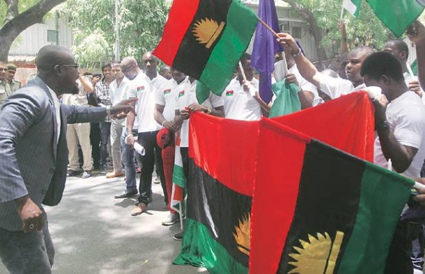 NIGER DELTA NOT BIAFRA LAND- GROUP WARNS