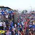Tsunami azul: Chapadinha parou para ver a histórica carreata de Belezinha