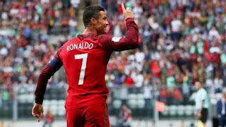 Sport: Ronaldo speaks on overtaking Messi as competition's highest goal scorer
