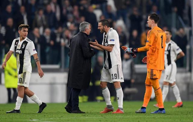 Mourinho ân hận vì vênh váo chế giễu CĐV Juventus