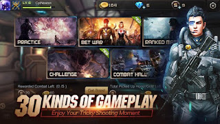 Free Download Crisis Action v2.0.6 Apk Mod (Unlimited Diamonds, Coins) for Android