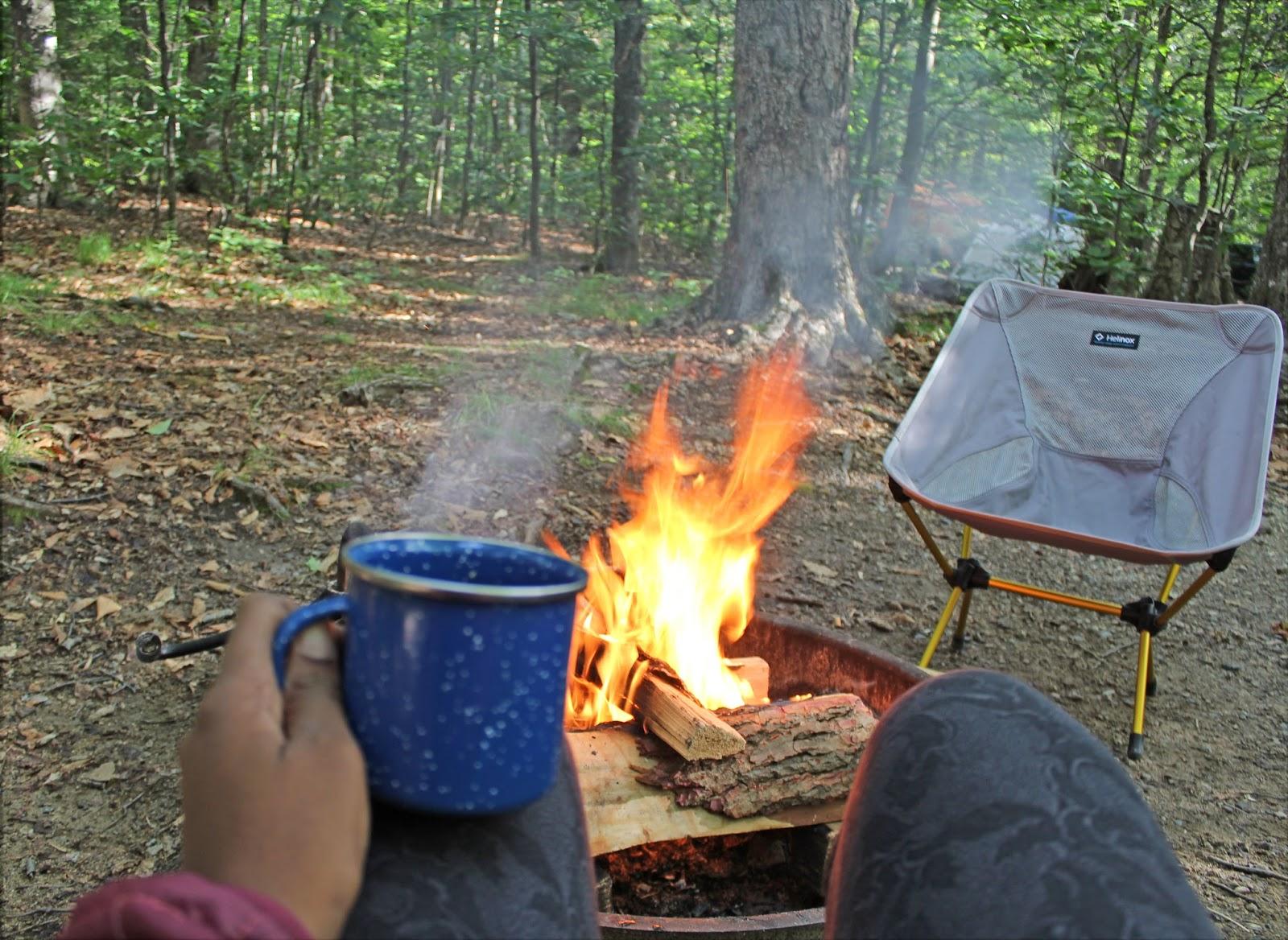 franconia notch camping