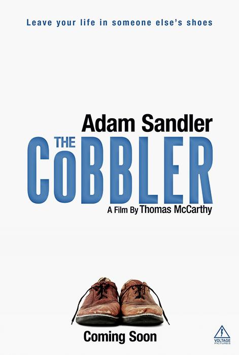 Teaser poster pentru filmul The Cobbler