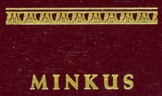 Big Blue 1840-1940: Is the Minkus Supreme the