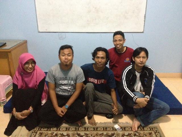 Berasa Ngerumpi di Kopdar ke 6 Alumni Regional Jabodetabek