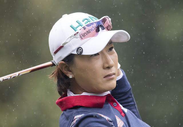 Se Ri Pak was a three time winner of the Womens PGA Championship