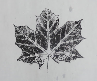 maple leaf print