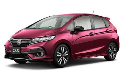 Spesifikasi Honda Jazz Facelift 2017