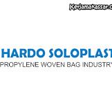 Lowongan Kerja PT. Hardo Soloplast Makassar