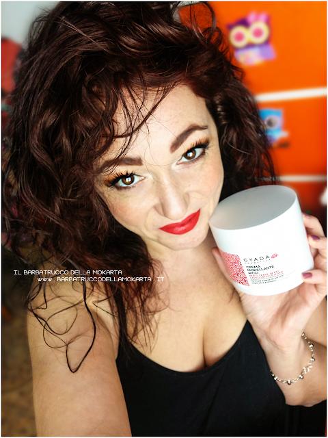 capelli ricci crema modellante ricci  inci gyada cosmetics, vegan bio, capelli hair routine