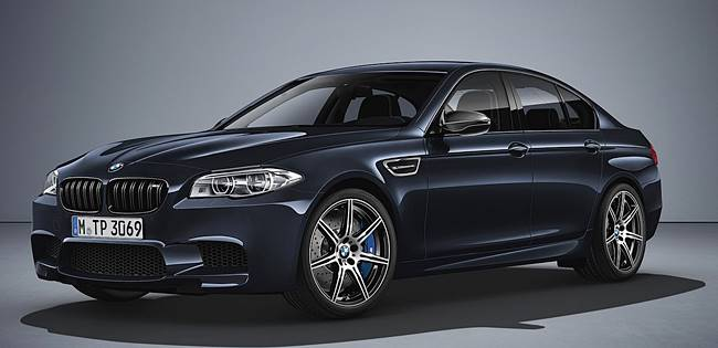 2017 BMW M5 Competition Edition