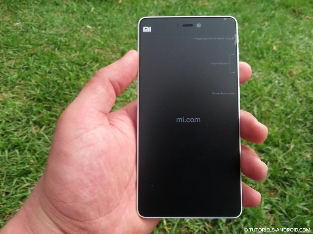 Prise en main Xiaomi Mi 4i