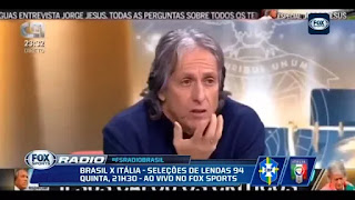 """""""Um Jogador Como Reinier Não Pode ser Vendido Por 30 Milhões de Euros"""", Diz Jorge Jesus"""