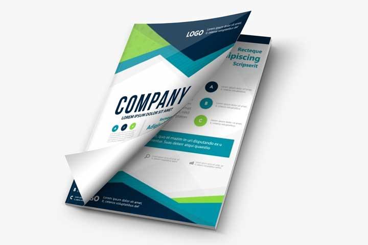 Percetakan Company profile di Tangerang
