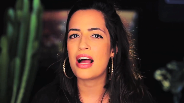 """No melhor estilo """"Youtuber"""", a Lívia Cruz fala sobre o efeito da musica """"Sulicidio"""""""