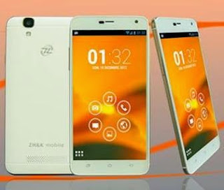 ZH&K Mobile Meteor, 5-inch Quad Core for Php3,999