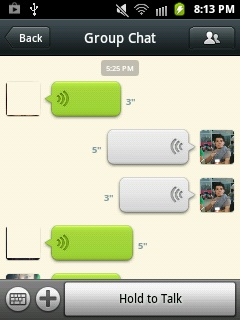 WeChat Voice Chat