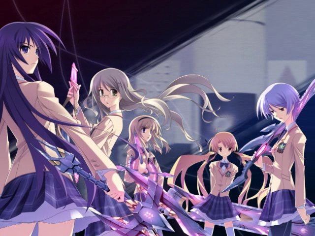 Chaos Head BD Subtitle Indonesia Batch