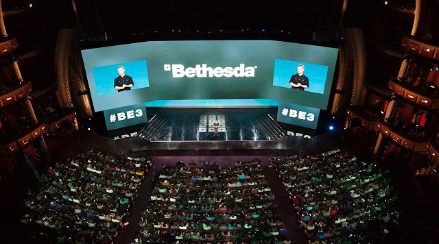 شاهد البث المباشر لمؤتمر شركة Bethesda في معرض E3 2018 من هنا
