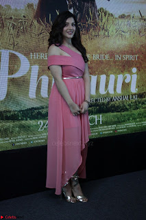 Anushka Sharma with Diljit Dosanjh at Press Meet For Their Movie Phillauri 011.JPG