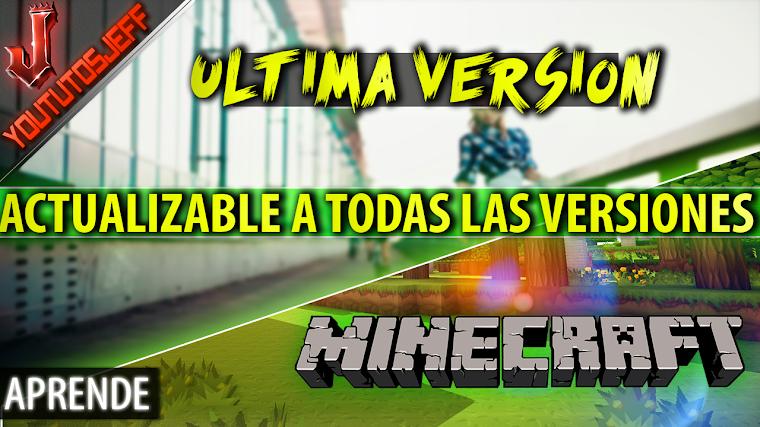 Como Descargar Minecraft Ultima Versión 2016 Español Para Windows 7, Windows 8, Windows 10