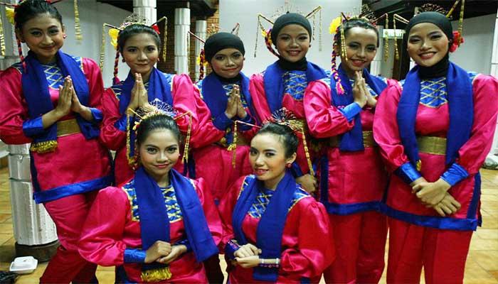 Tari Sirih Kuning, Tarian Tradisional Betawi Jakarta