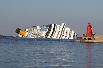 Italian Matters Costa Concordia: a holiday you'll never forget