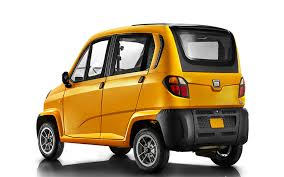 Bajaj Qute officially launched in Maharashtra.