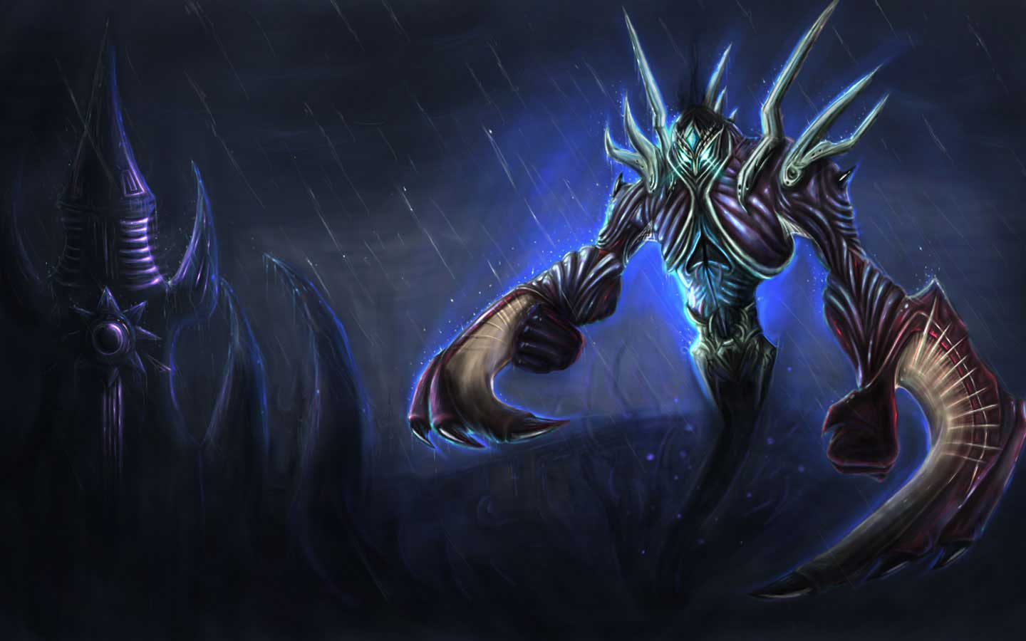 nocturne skins league - HD 1440×900